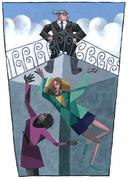Thoughts Glass Ceiling Or Career Labyrinth