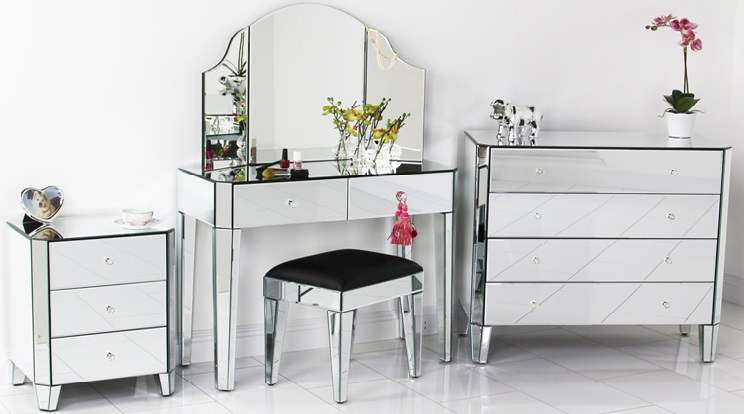 mirrored furniture. Many Types Of Mirrored Furniture For Sale Incorporate Wood Trim That Contrasts With The Reflective Surfaces A Stunning Blend Traditional And Modern O