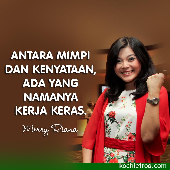 Gambar DP BBM Kata Bijak Merry Riana untuk Motivasi - DP ...