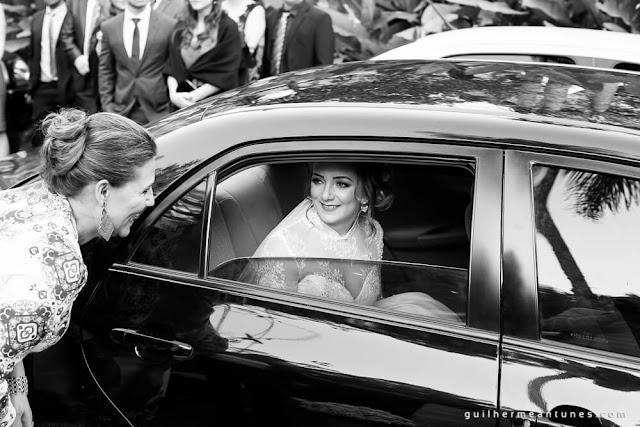 casamento real, carro da noiva, casamento eloiza e renato