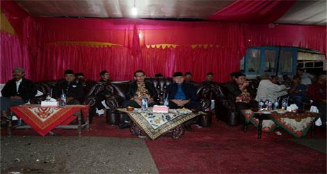 Ir. H. Emzalmi, M.Si : Mari Kita Jalin Silaturahmi Menuju Masyarakat Makmur Dan Madani