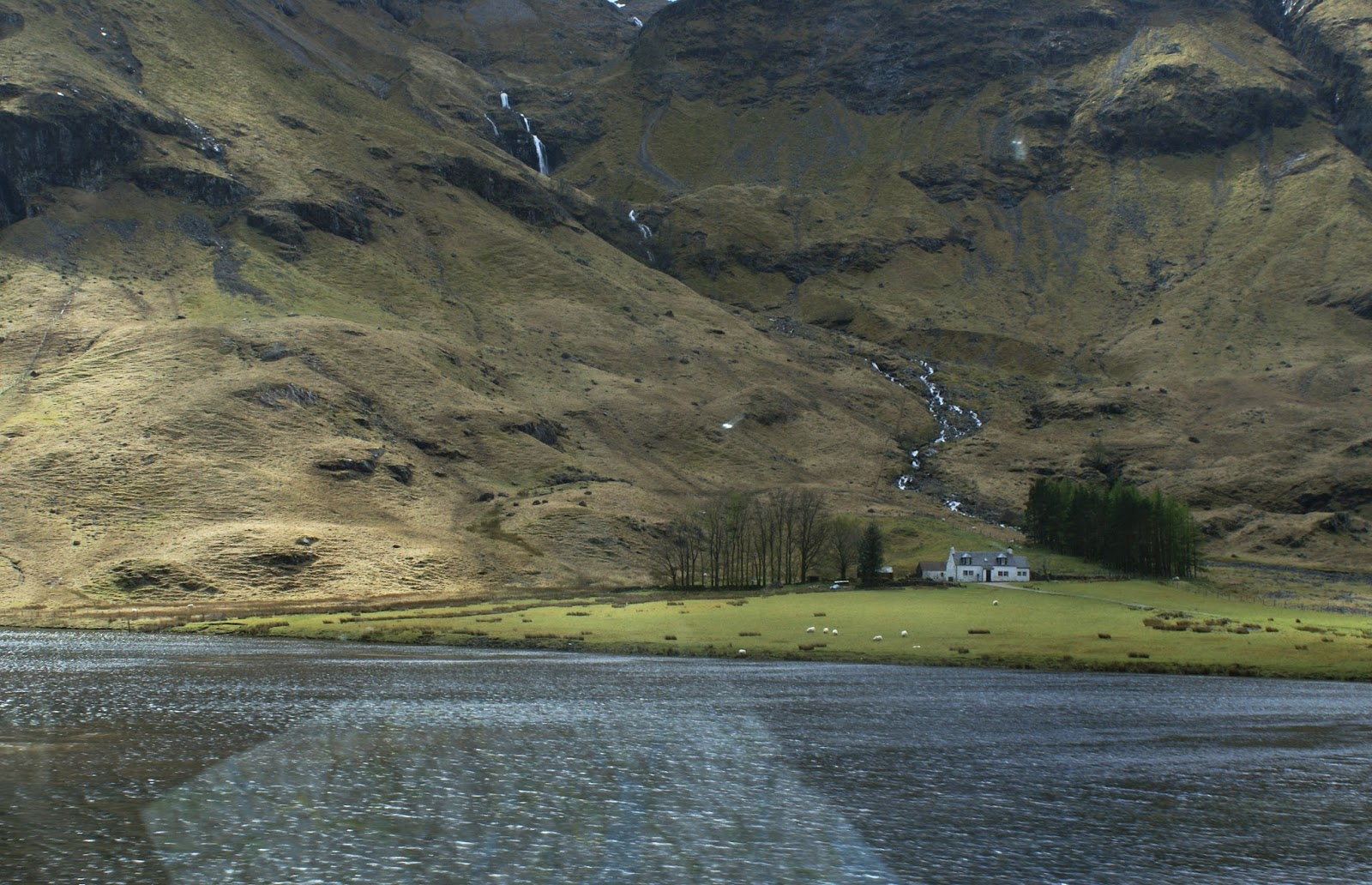 glen coe highlands scotland united kingdom uk roadtrip