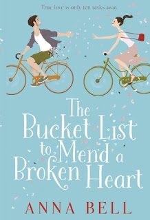 The Bucket List to Mend a Broken Heart book cover