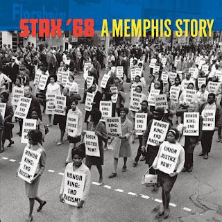 Stax '68: A Memphis Story box set