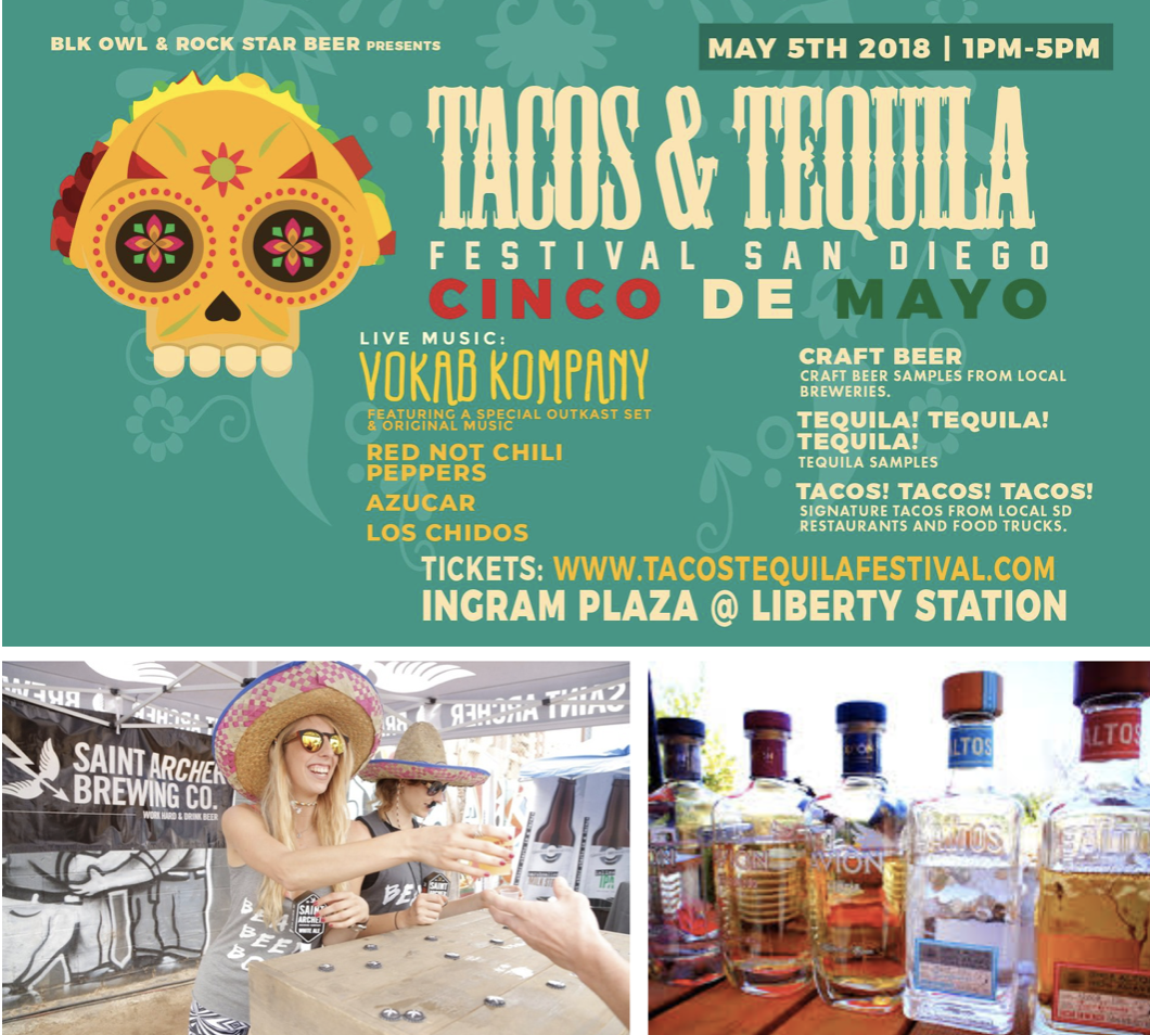 Cele Te Cinco De Mayo At The Sango Tacos Tequila Festival Save On P Es Enter To Win Vip Tickets