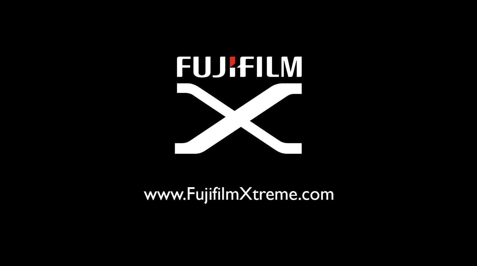 Welcome To Fujifilm X-Treme