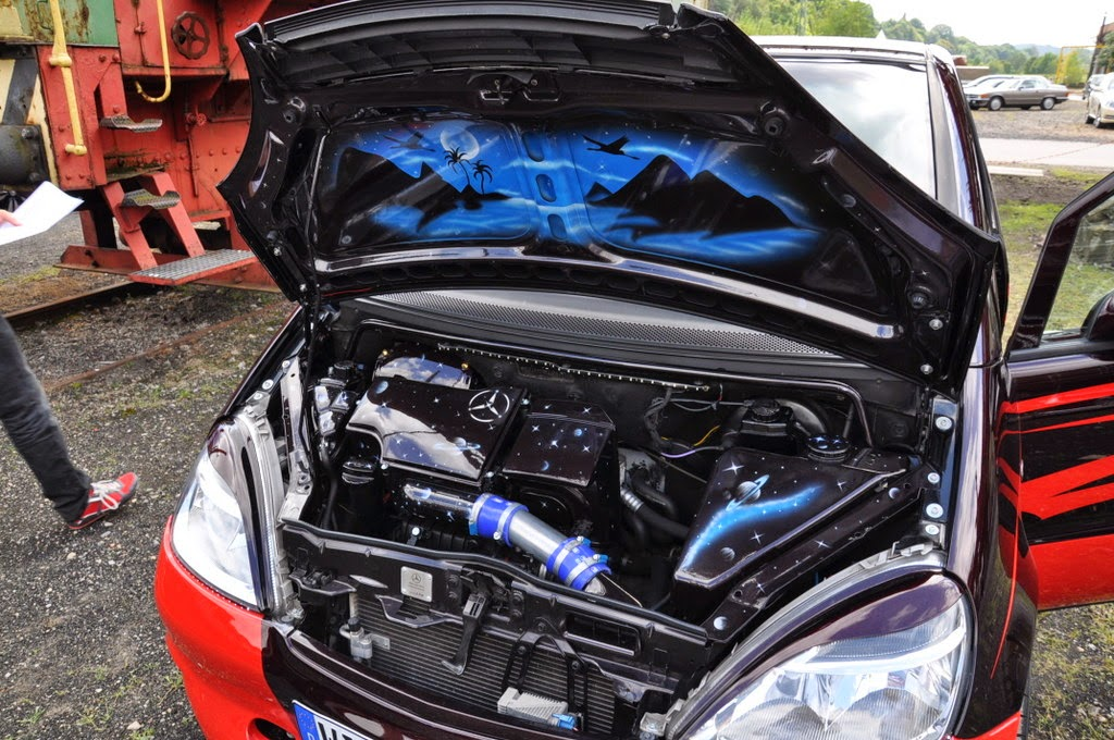 Mercedes Benz W168 A180 Tuning Benztuning