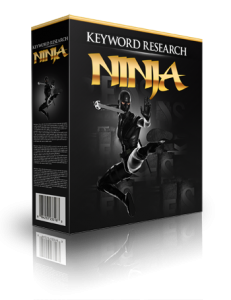 [GIVEAWAY] Keyword Research Ninja [+BONUSES]