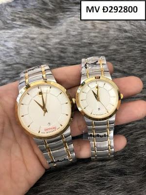 Đồng hồ cặp đôi đẹp nhất MV Đ292800