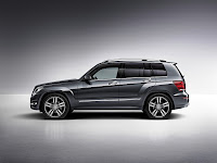 New 2012 Mercedes Benz GLK X204 Restyled Source High Resolution Image