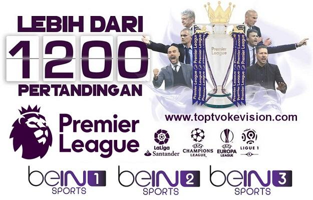 Bagaimana cara berlangganan paket Liga Inggris di Top TV dan Okevision?