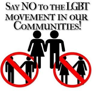 Katakan Tidak Pada LGBT