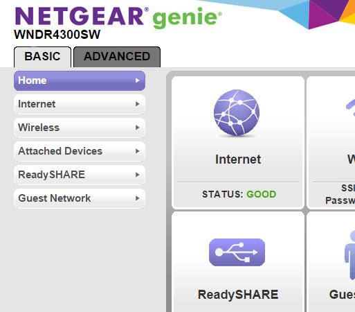Changing Netgear Default Admin Password - Router Login IP