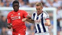 West Bromwich Albion vs Liverpool 1-1 Video Gol & Highlights