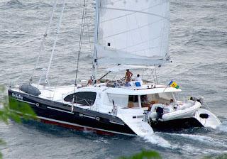 Crewed Yacht Charter Catamaran Big Dog