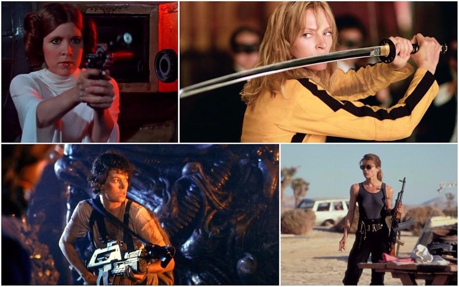 """Especial """"Girl Power"""" – 10 Mulheres Memoráveis do Cinema Fantástico"""