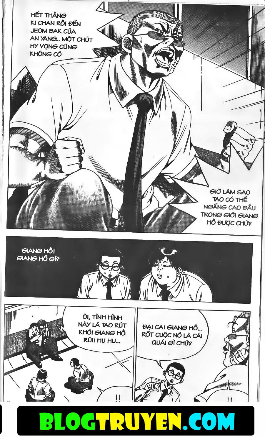Bitagi - Anh chàng ngổ ngáo chap 148 trang 21