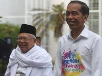 Timses Jokowi-Ma'aruf Amin: Nomor 1 Jokowi Sekali Lagi, 2 Dua Periode