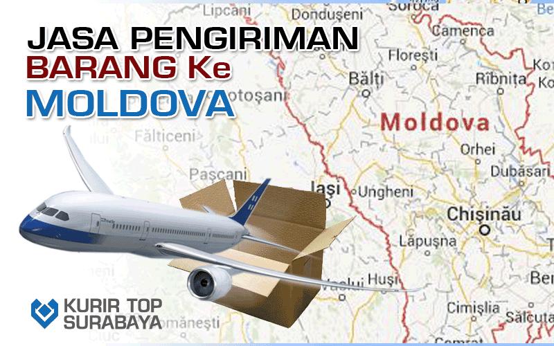 JASA PENGIRIMAN LUAR NEGERI | KE MOLDOVA