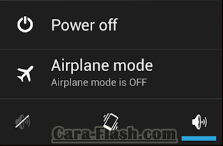 Cara Flash Android Dengan DFU Flash Tool