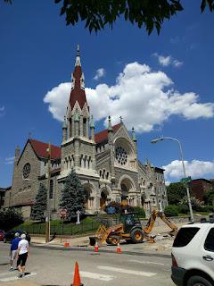 Saint Francis Xavier, Philadelphia