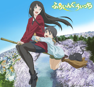 Flying Witch - Episódio 12 (Final)