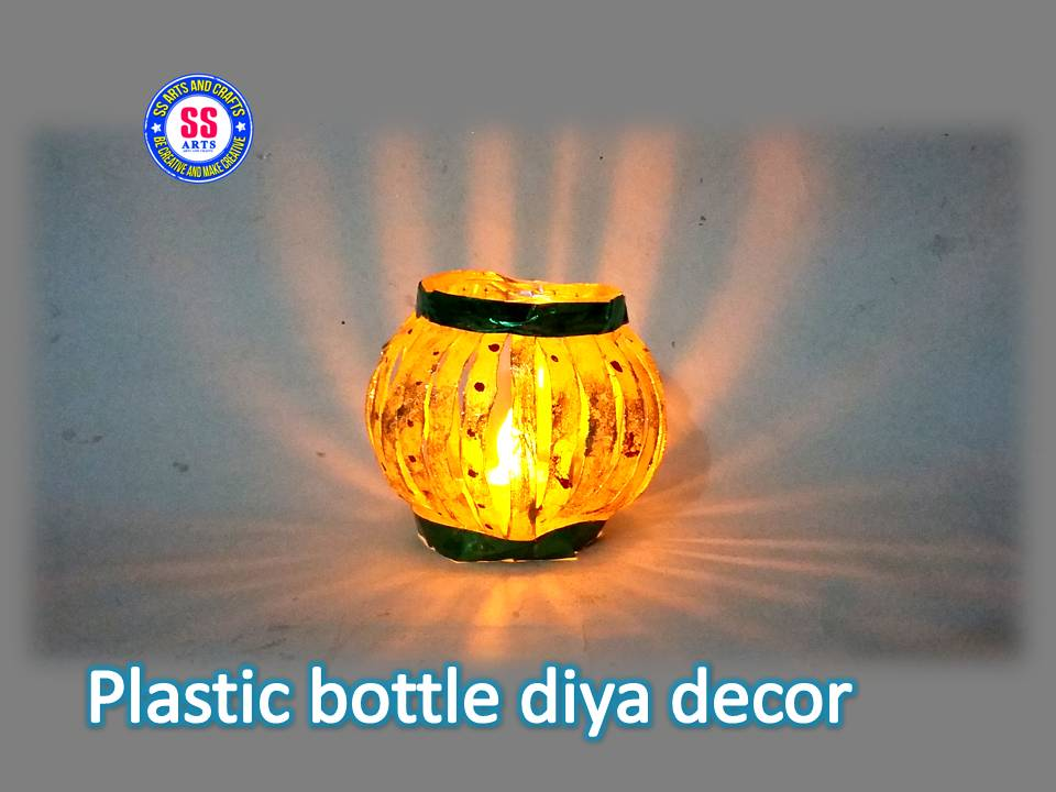 Ssartscrafts for Diya decoration youtube