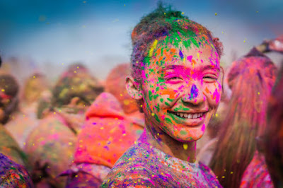 Beatiful Holi Wallpaper 2019