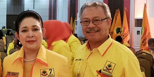Zainal Arifin Hasibuan:  Partai Berkarya akan Perjuangkan UU Teknologi Informasi dan Komputer