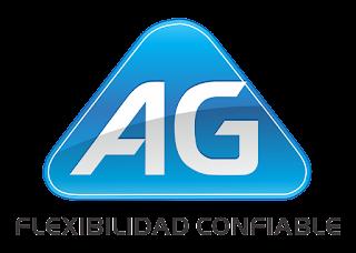 AG Flexibilidad Confiable Logo Vector