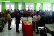 Zaenal Arifin Amus, S.Sos Resmi Jabat Kasubag Keuangan Umum Dan Logistik KPUD Selayar