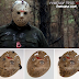 Film Props: The Production-Used Hockey Masks Of 'Jason Lives: Friday The 13th Part 6'