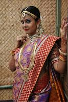 HeyAndhra Chandini Latest Photos in Bride Look HeyAndhra.com