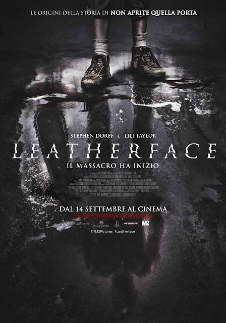 Leatherface Film 2017