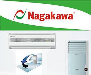 nạp gas điều hòa NAGAKAWA