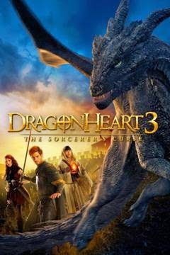 Dragonheart 3: The Sorcerer is Curse en Español Latino