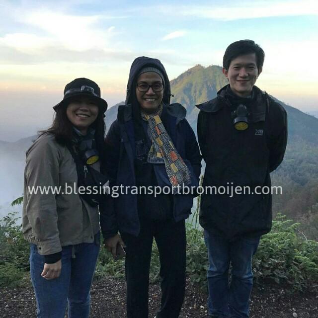 Art and Aie (TH), Surabaya-Bromo-Ijen return. 28th Feb - 2nd Mar, 2018.