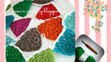Banderines tejidos 2 - DIY