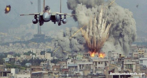 Serangan Udara Rusia, ISIS Mundur dari Palmyra