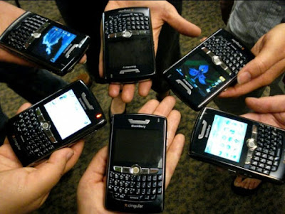 Blackberry to stop producing phones