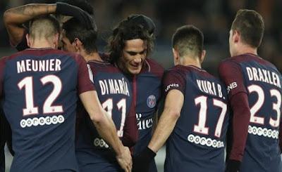 PSG faz 7 a 1 no Monaco e conquista título Francês