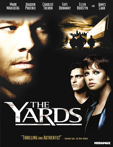 Ver La traición (The Yards) (2000) Online