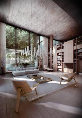 Green Pear Diaries, interiorismo, salones, interiores con encanto