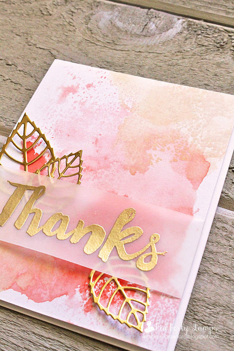 for the love of paper world card making day tutorial