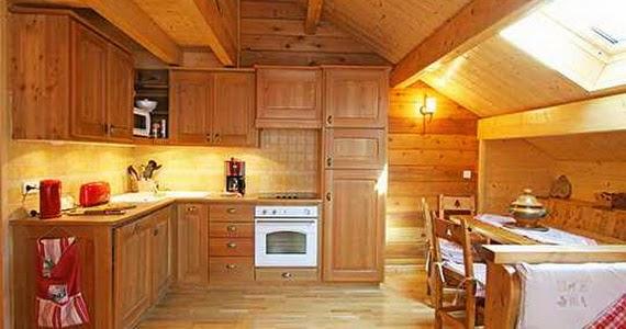 20 id es de conception de cuisine modernes d cor de. Black Bedroom Furniture Sets. Home Design Ideas