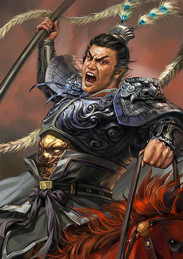 Chapter 13 : Li Jue and Guo Si Duel In Changan; The Emperor Establishes Anyi The New Capital.