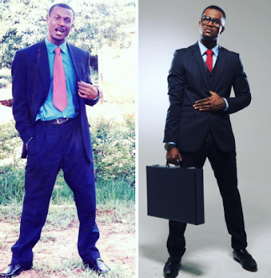 Peter Of Psquare Shares Throwback Photo With Inspiring Message
