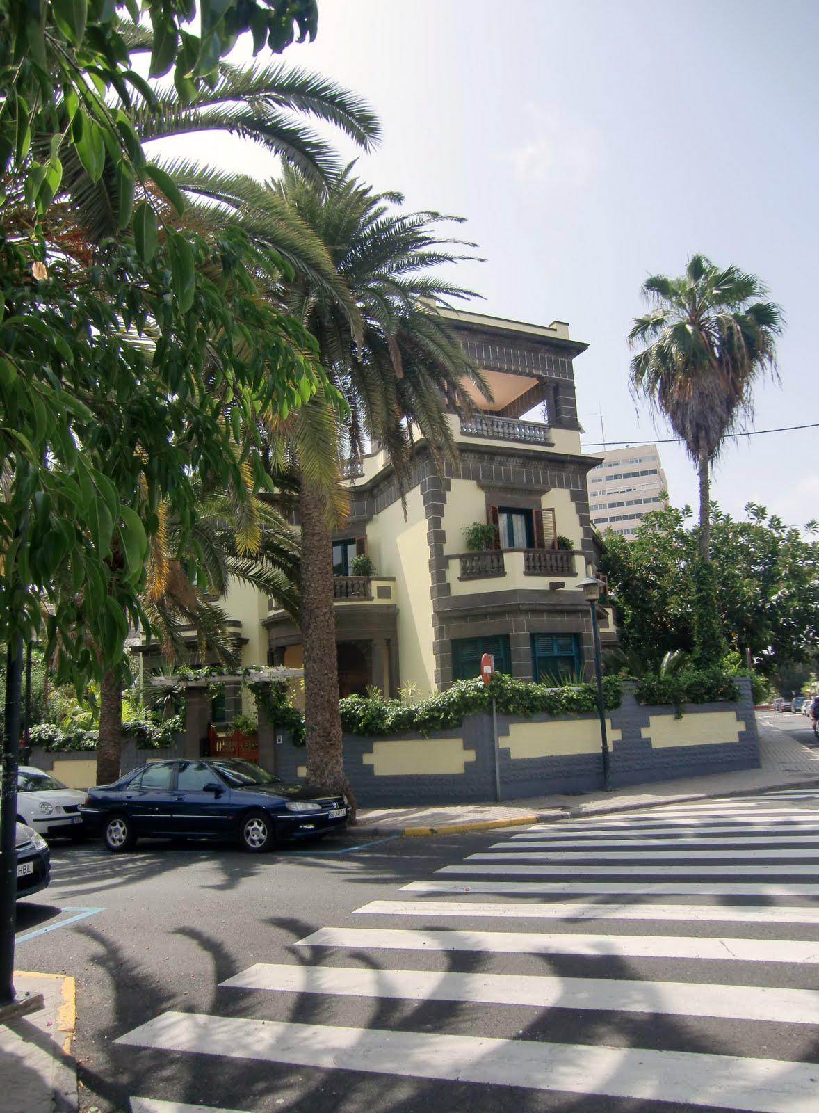 Black and white photography arquitectura ciudad jardin for Arquitectura las palmas