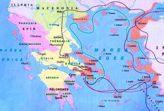 Blind Love Sparta Versus Atena