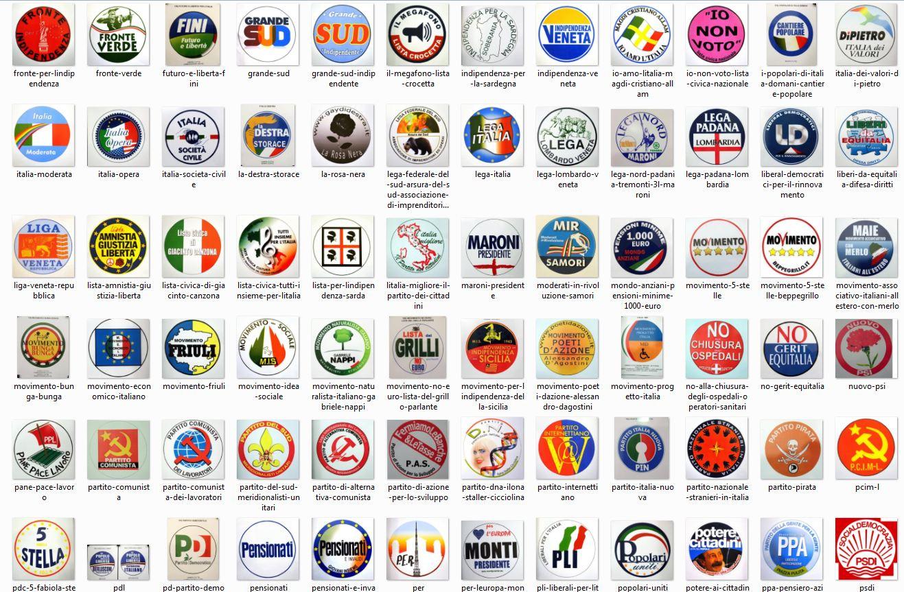 il mango di treviso elezioni 2013 tutti i partiti